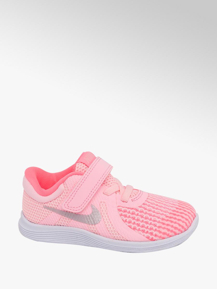 4db706ea67c nike revolution 4 trainers runners running shoes  nike revolution 4 infant  girls trainers deichmann