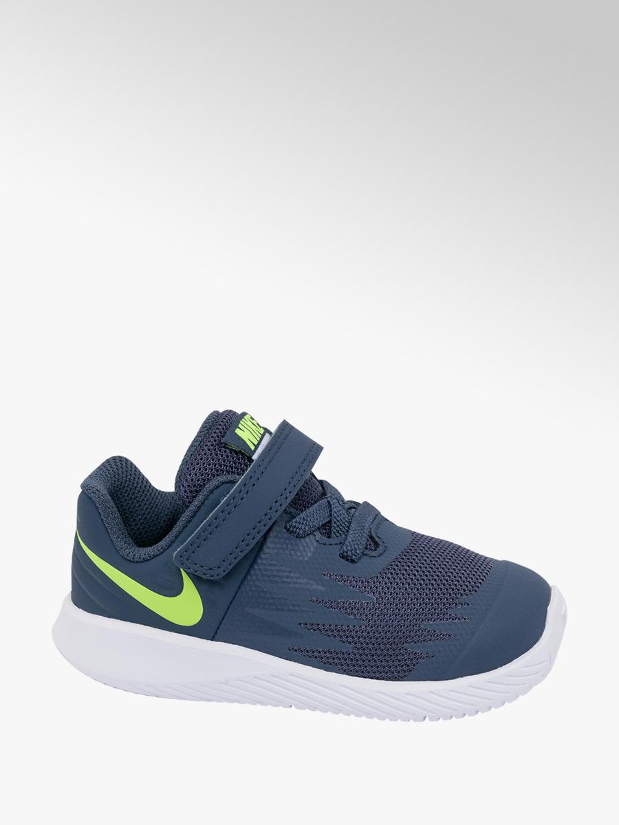 645b89c7158c08 Nike Star Runner Infant Boys Trainers Blue