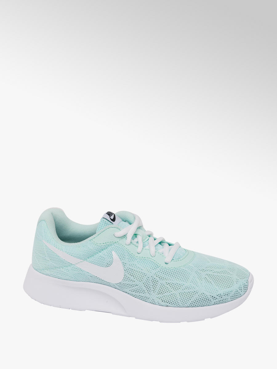 Nike Tanjun Ladies Aqua Trainers  949f95691c6