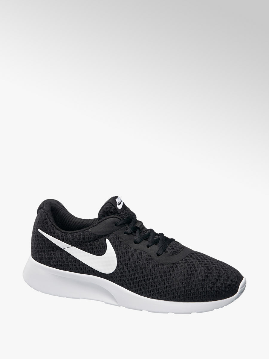 38b7f1b3bb53 Nike Tanjun Ladies  Black Trainers