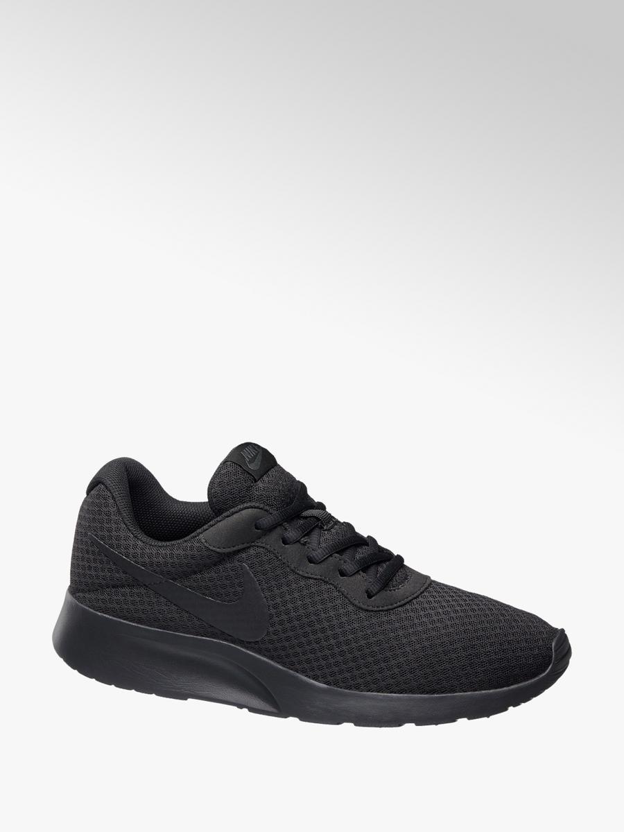 a5bb8fb42d4a0 Nike Tanjun Men's Black Trainers | Deichmann