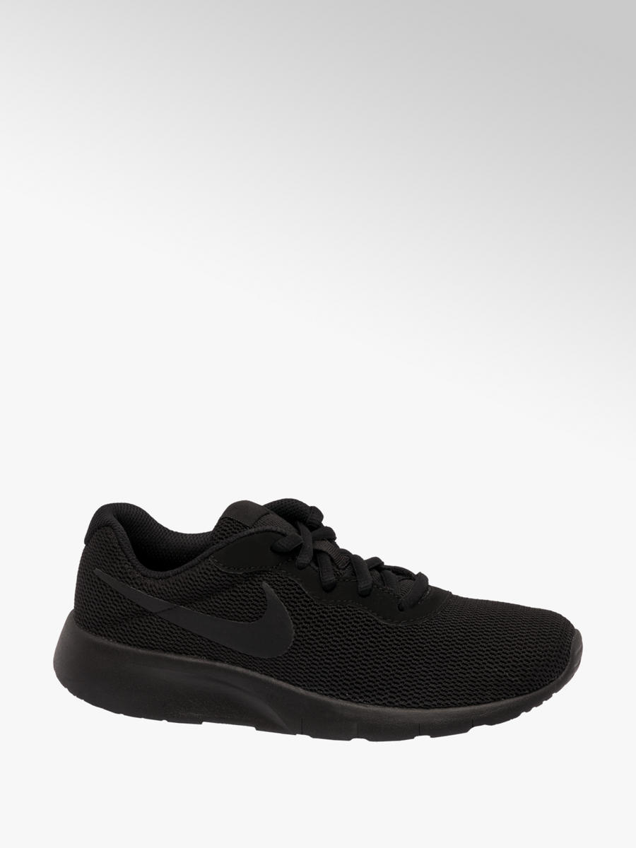 Nike Teen Boys Tanjun Trainers Black