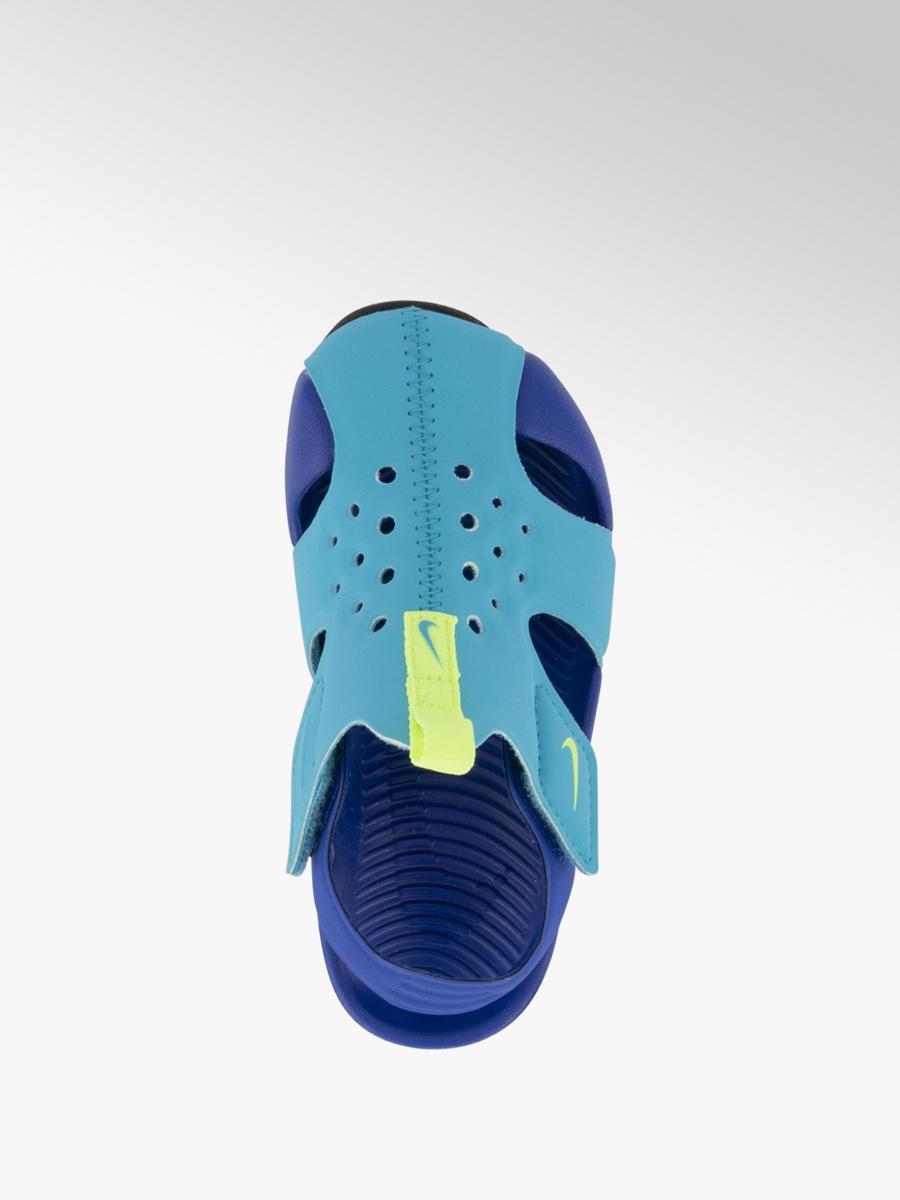 c6253b5c1 NIKE Toddler Boys Blue Nike Sunray Protect 2 Shoes