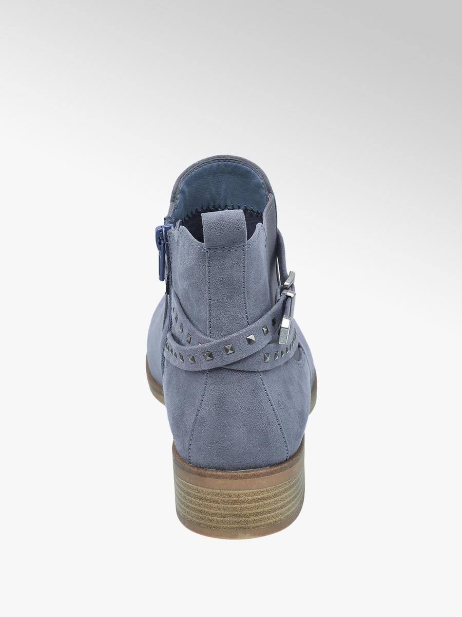 a2949758f02d Nízke čižmy Chelsea značky Graceland vo farbe modrá - deichmann.com