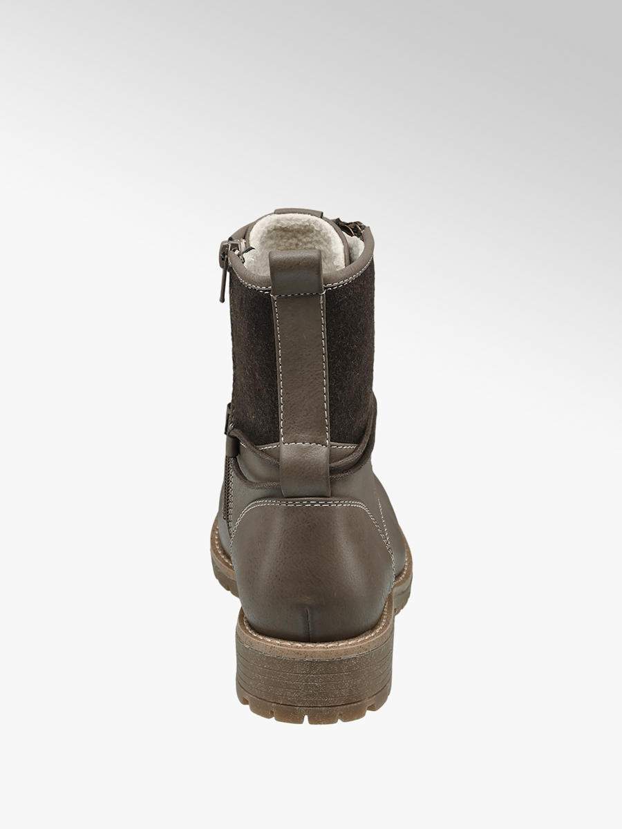 5056f8d86167 Nízke čižmy so šnurovaním značky Landrover vo farbe šedobéžová ...