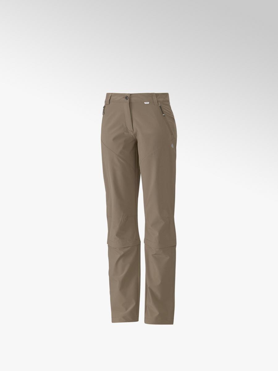097afe3af5fa28 best outdoorhose zip off damen in taupe von icepeak gnstig im onlineshop  kaufen with outdoorhose damen