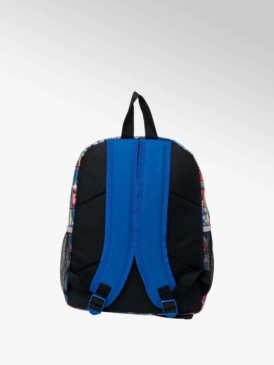 Paw Patrol Junior Boys Comic Style Backpack Blue   Deichmann