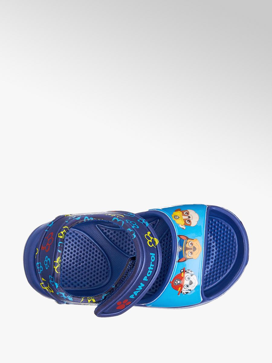 50dcb5925d9 Paw Patrol Toddler Boys Sandals Blue