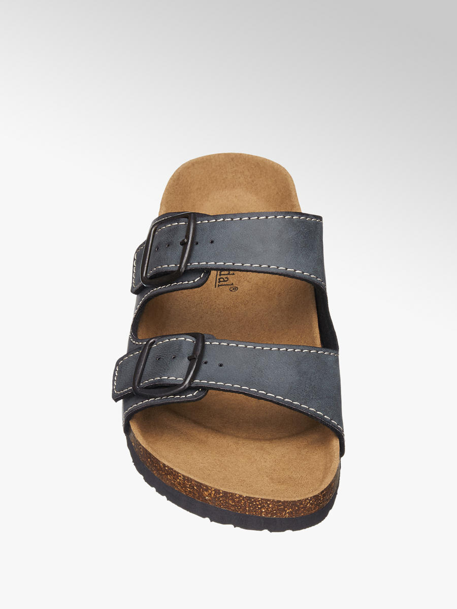 Pánska domáca obuv značky Björndal vo farbe tmavomodrá - deichmann.com 61866d404e6
