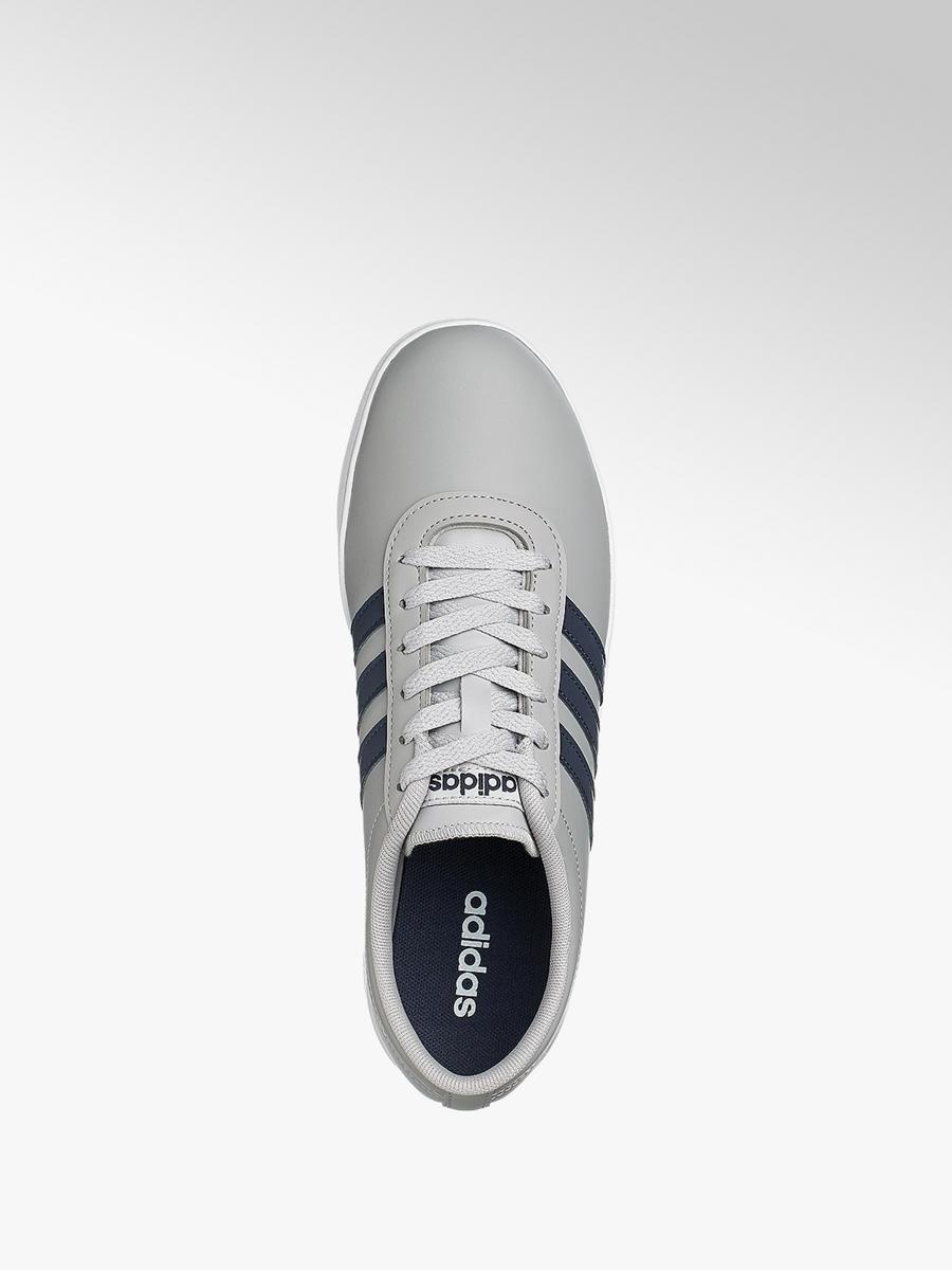 f4cd85f1ababd Popielate sneakersy męskie adidas Easy Vulc 2.0 - 1840516 ...