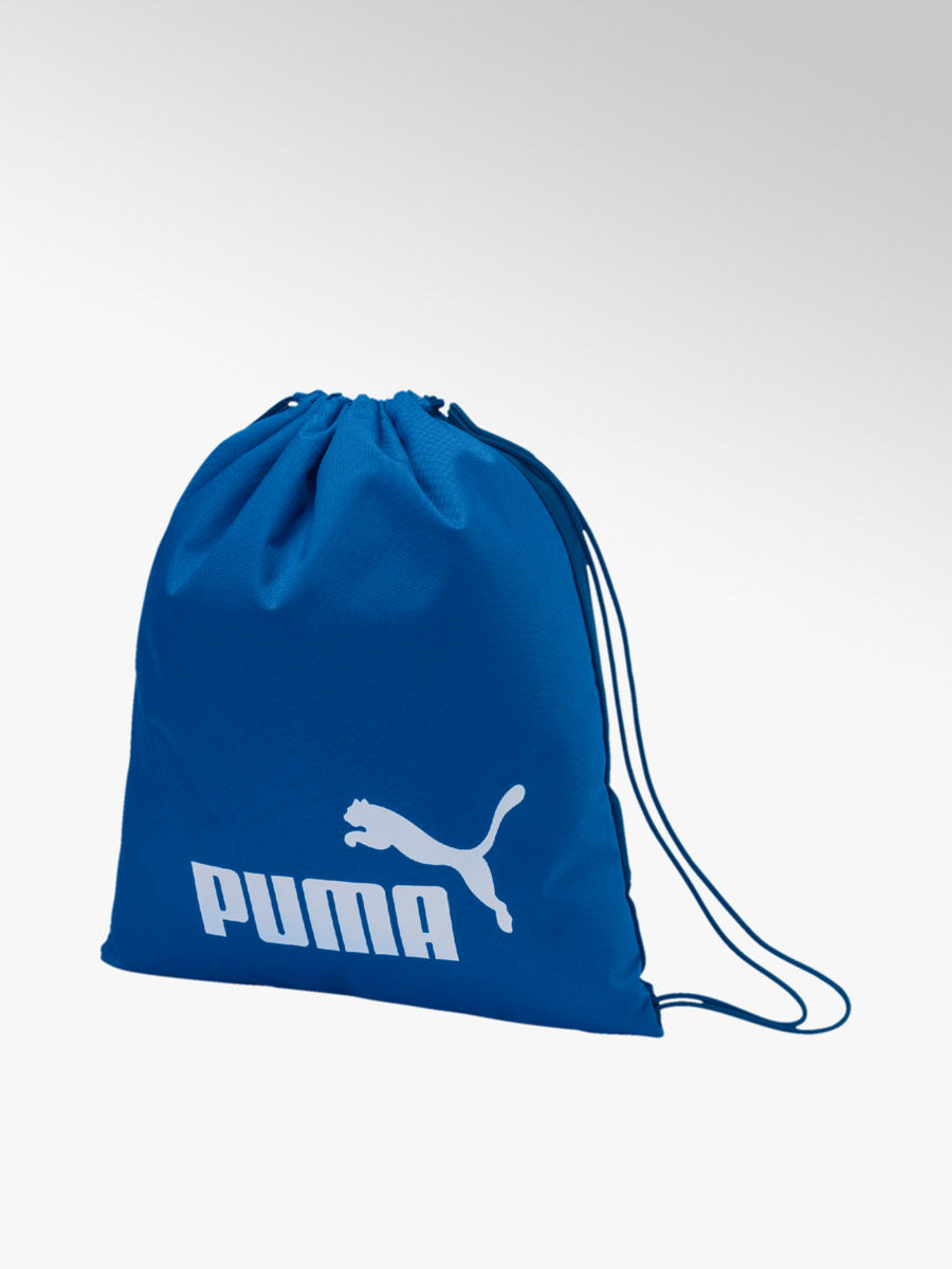 4003e46cc4 Puma Blue Drawstring Gym Sack