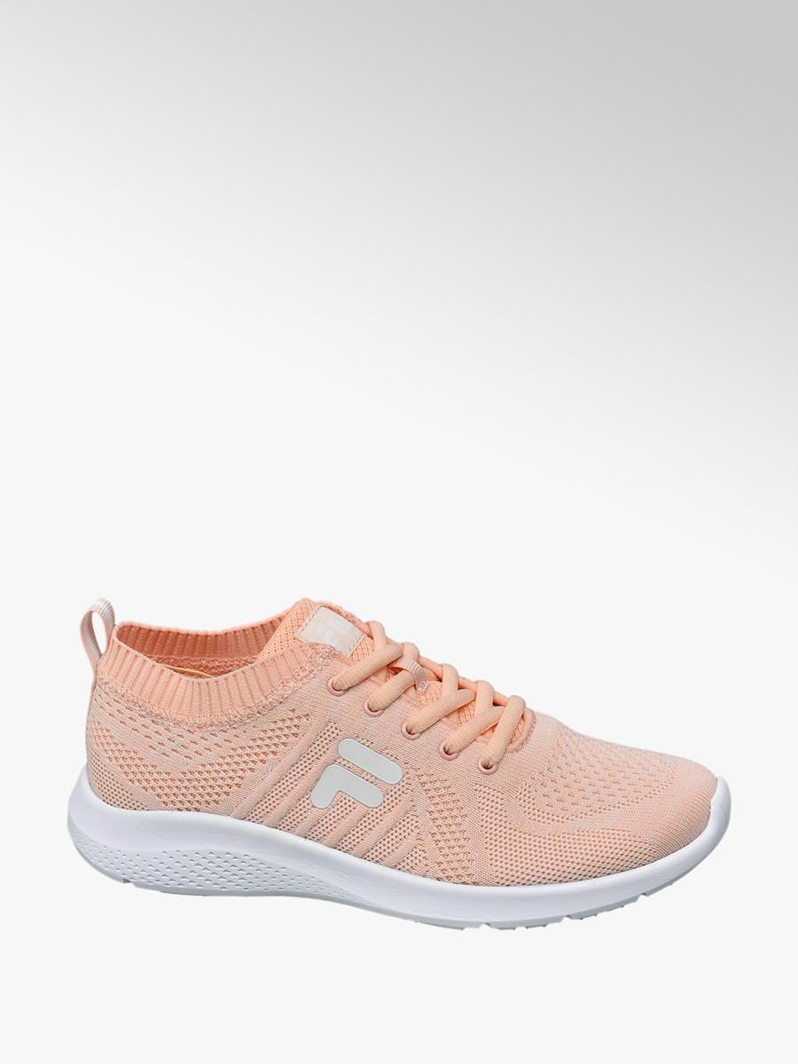Nowy Jork gładki szeroki zasięg Różowe sneakersy damskie Fila - 1821001 - deichmann.com