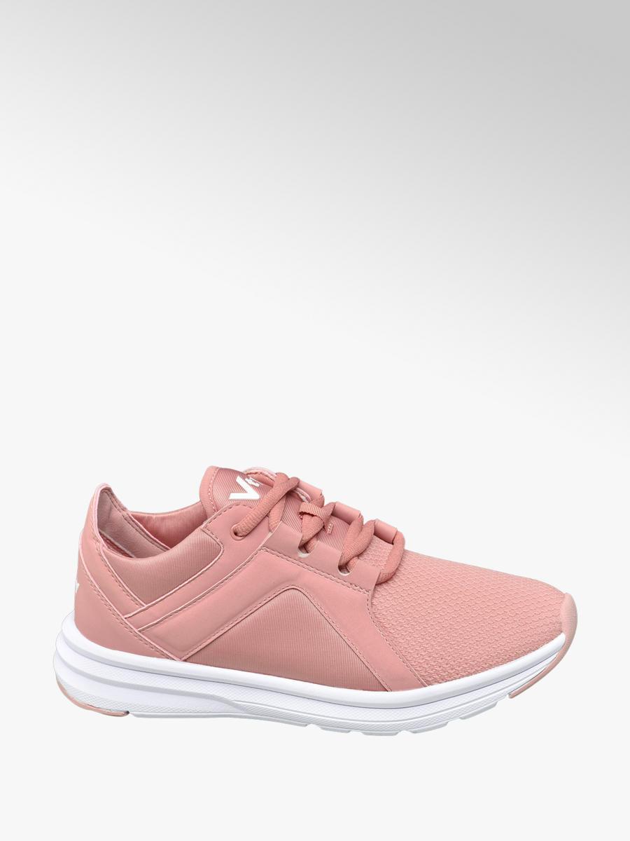 ea732cae09f2b Różowe sneakersy damskie Vty - 1831040 - deichmann.com