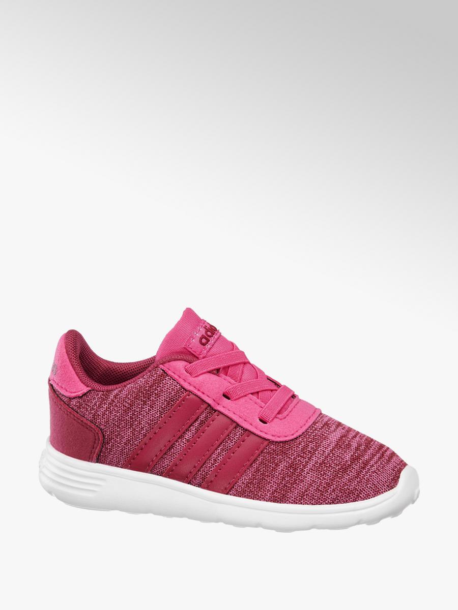 b72bb90613214 Różowe sneakersy dziecięce adidas Lite Racer - 1801037 - deichmann.com