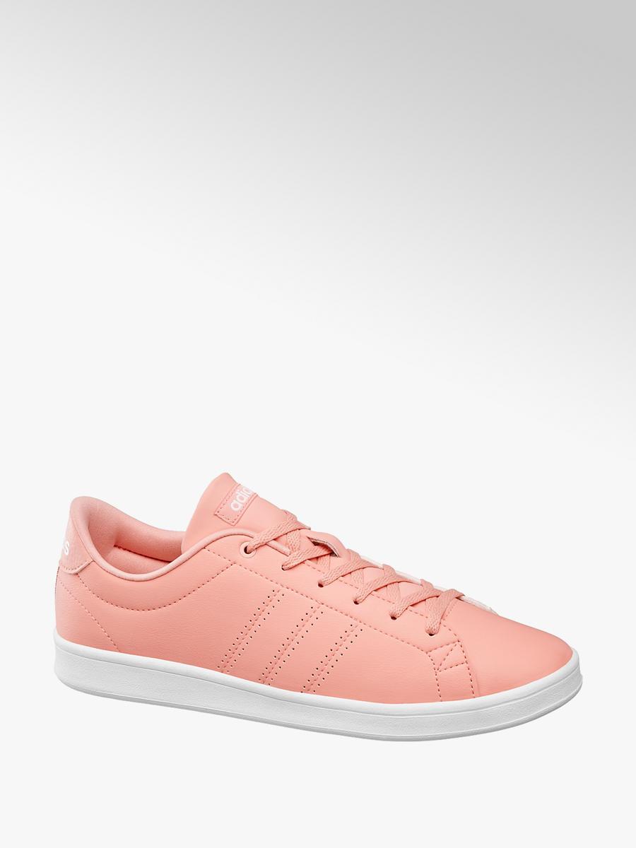 najlepsza moda dobrze znany cała kolekcja Różowe sneakery damskie adidas Advantages CLN QT - 1820508 ...