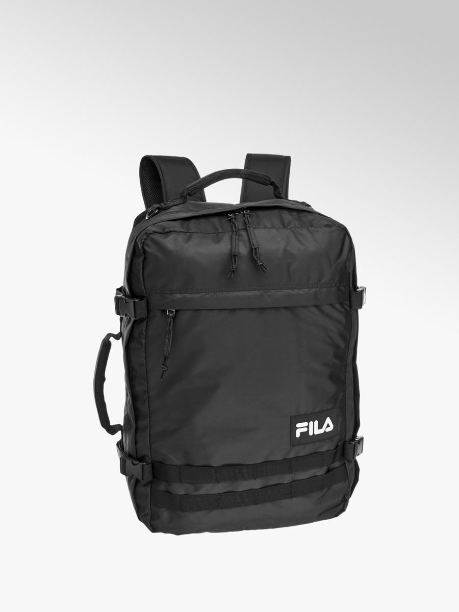 e1f0ab58cf Rucksack von Fila in schwarz - DEICHMANN