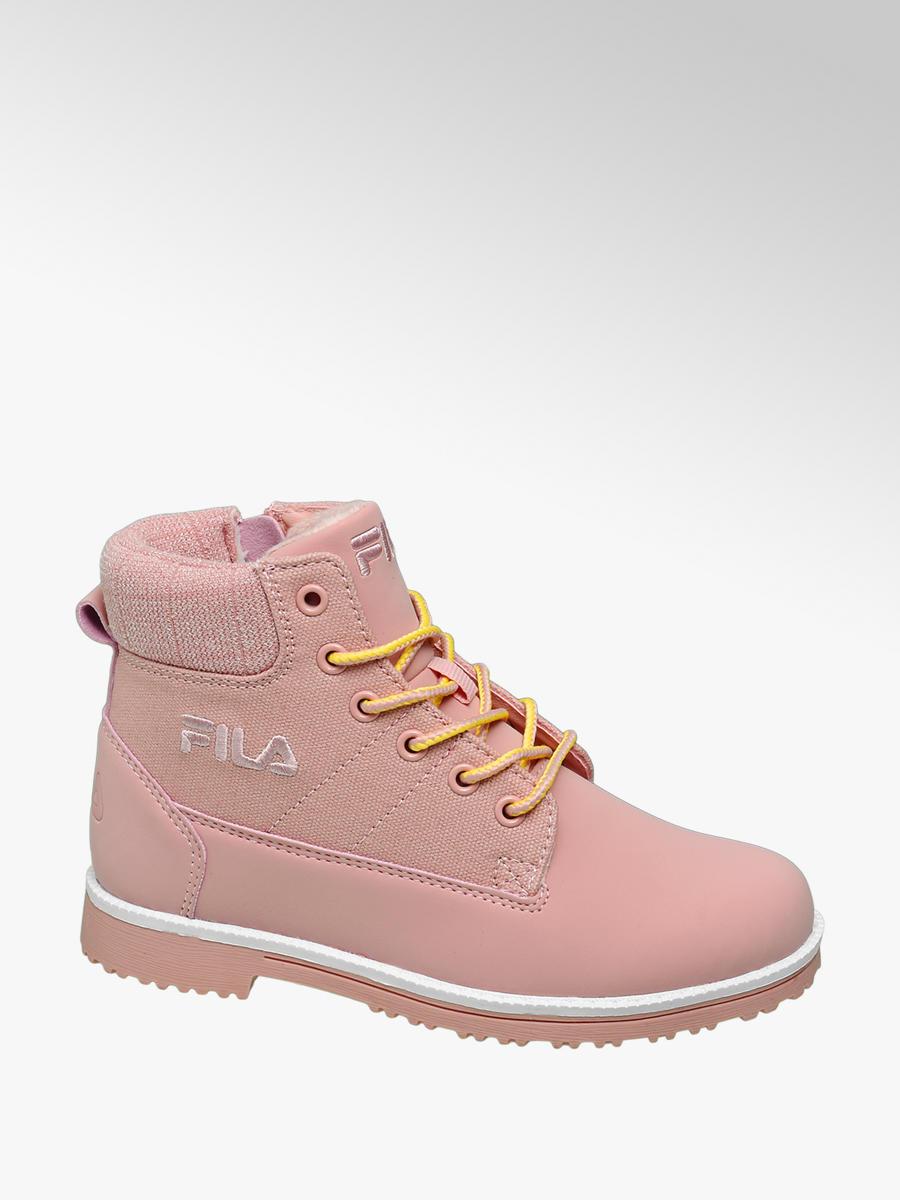 c1084c6c119a Rózsaszín lány bakancs - Fila | DEICHMANN