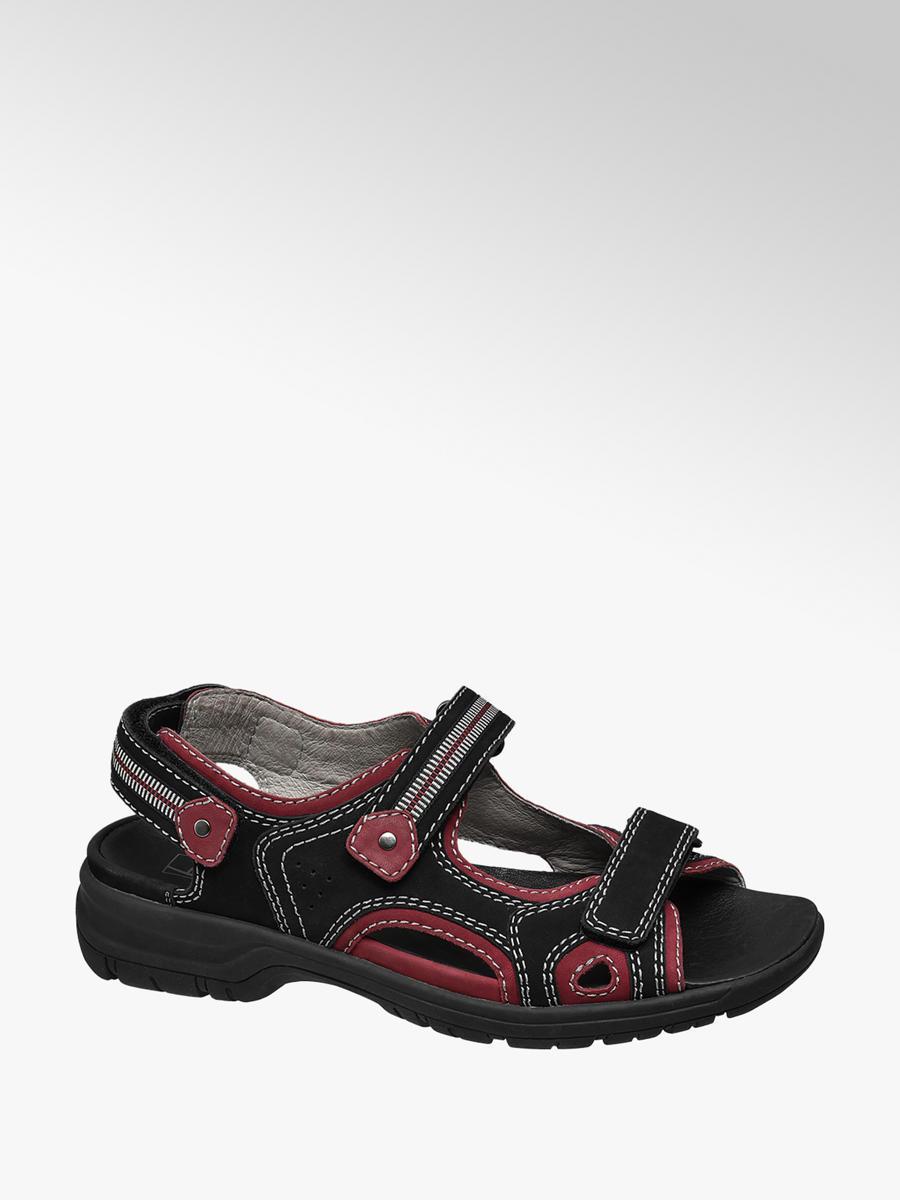 low priced 68808 4ce24 Sandale, Weite H von Medicus in schwarz - DEICHMANN