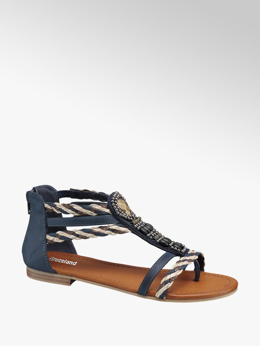 Graceland Damen Sandale  Neu