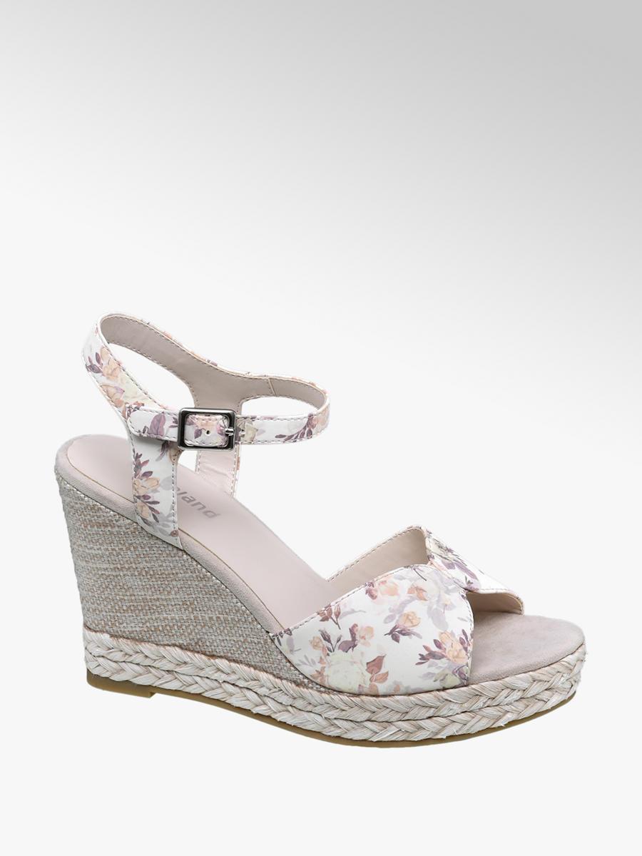 00a41d80cdf7 Sandále na platforme značky Graceland vo farbe viacfarebná potlač -  deichmann.com
