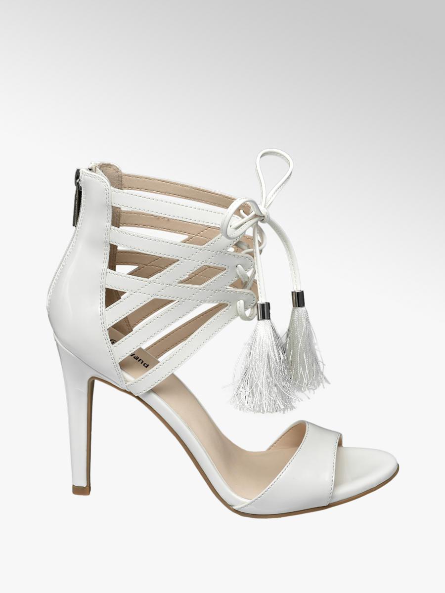 26161f6d5461 Sandále značky Graceland vo farbe biela - deichmann.com