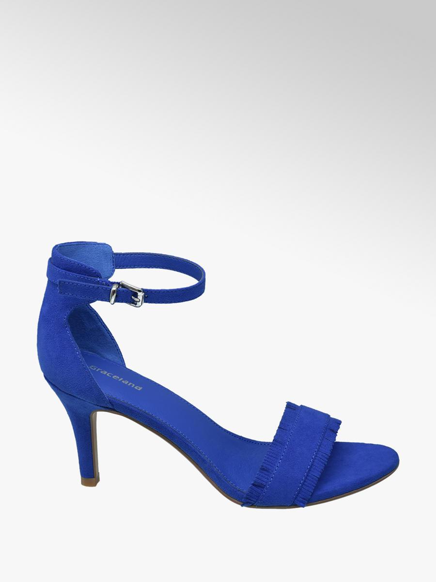 dbceb528c0 Sandále značky Graceland vo farbe modrá - deichmann.com
