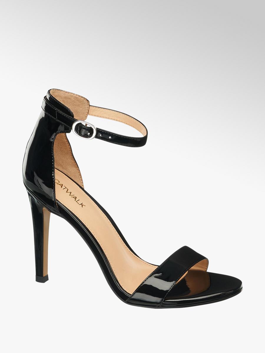 dc0f0f35461b Sandály značky Catwalk v barvě černá - deichmann.com