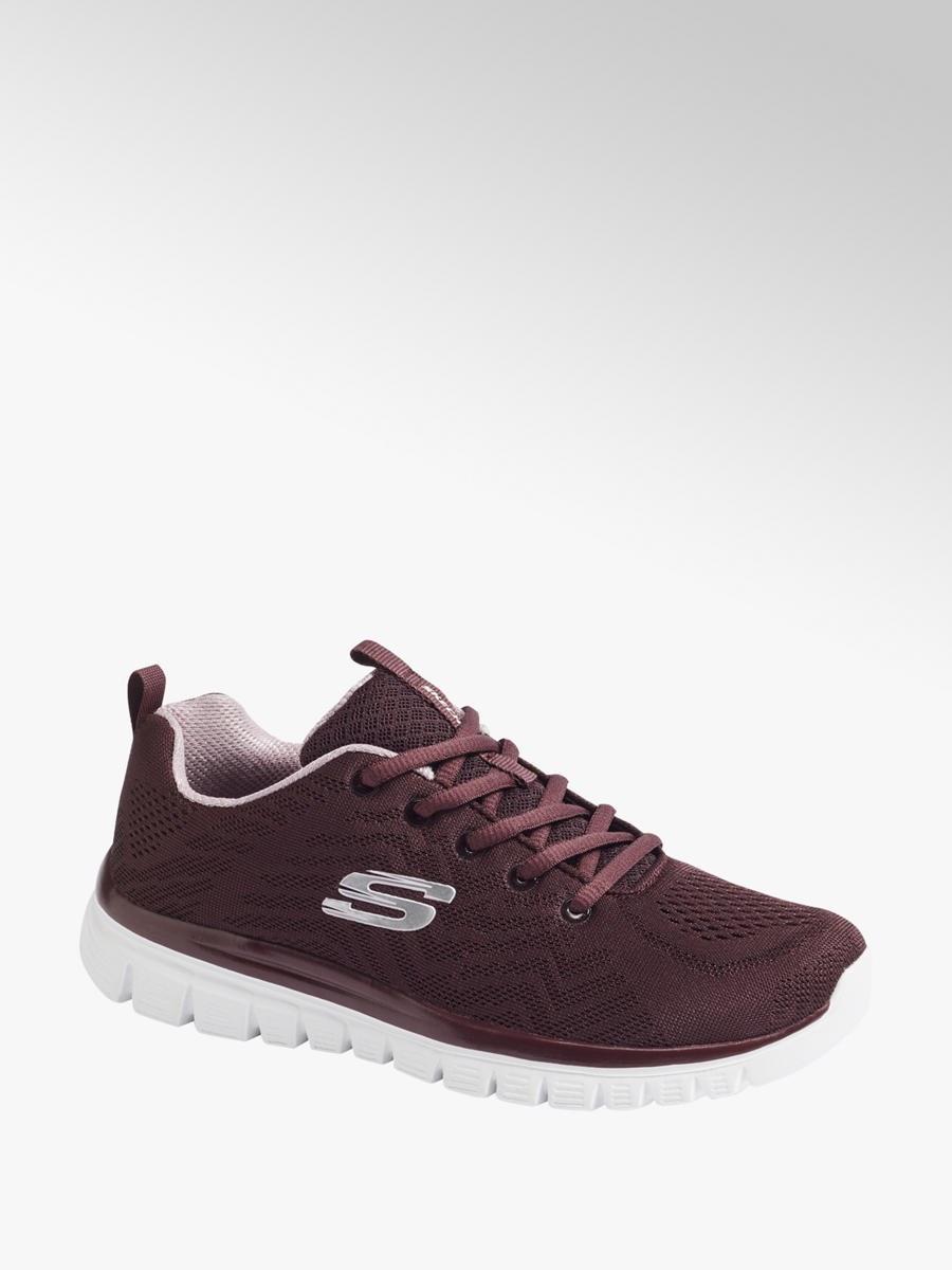 Skechers Ladies' Lace-up Trainers