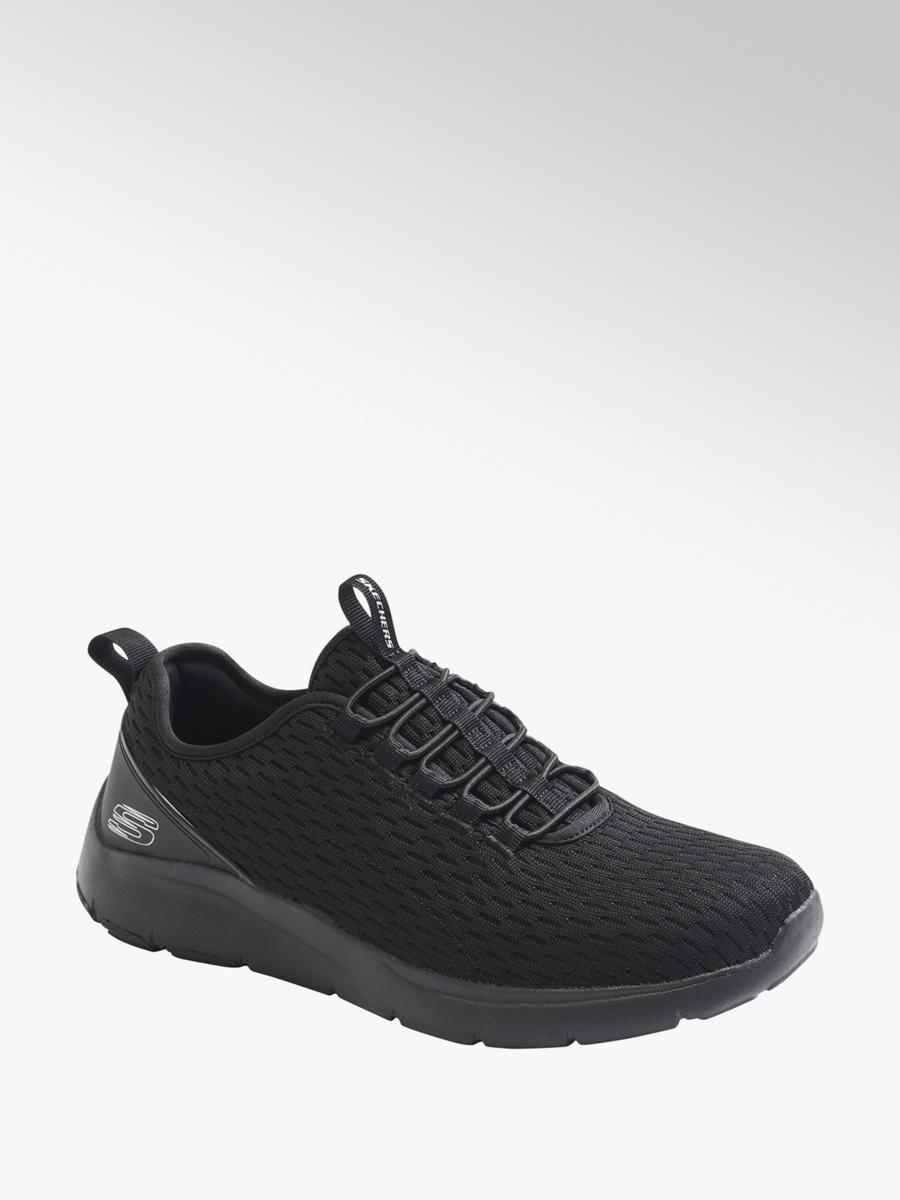 Skechers Men's Slip-on Trainers Black