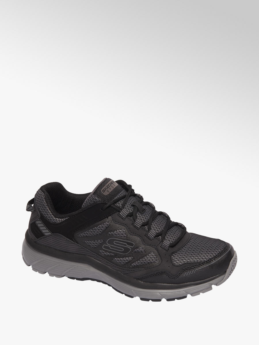 hot sale online 61861 ca26f Skechers Men's Trainers Black | Deichmann
