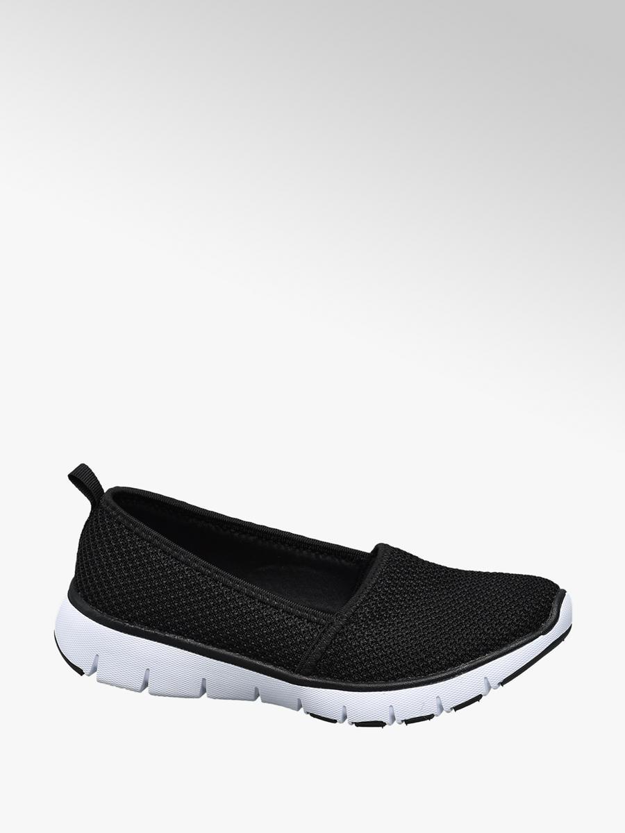 82565bf932 Slip-on obuv značky Venice vo farbe čierna - deichmann.com