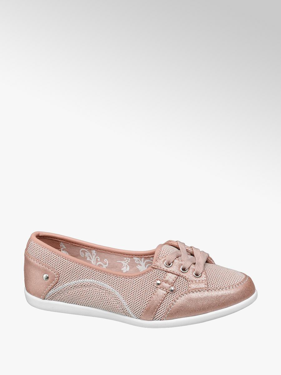 562b857b4612 Slip-on tenisky značky Graceland vo farbe ružová - deichmann.com