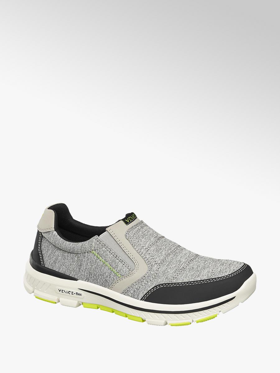 1cce9092c0 Slip-on vychádzková obuv značky Venice vo farbe sivá - deichmann.com