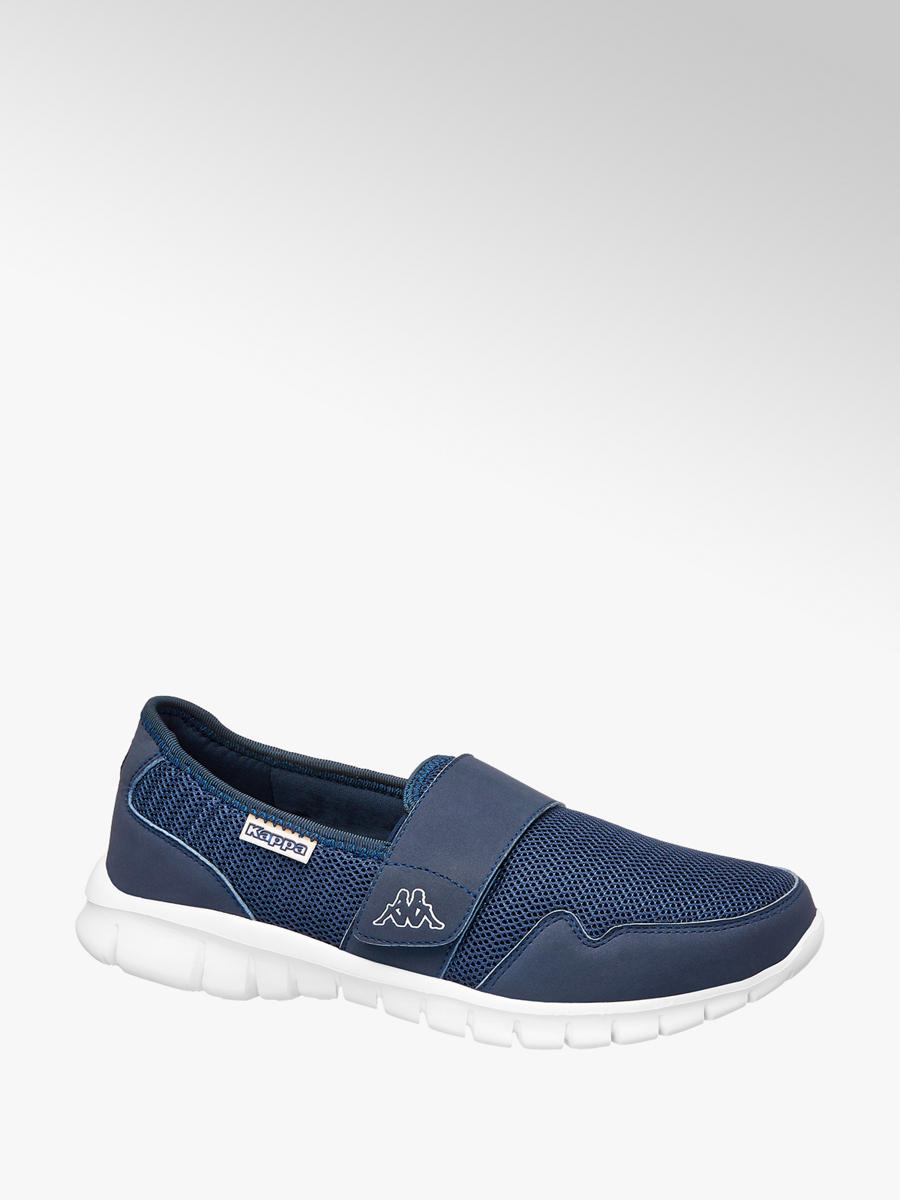 timeless design dca55 b3566 Slipper Faro Light von Kappa in blau - DEICHMANN