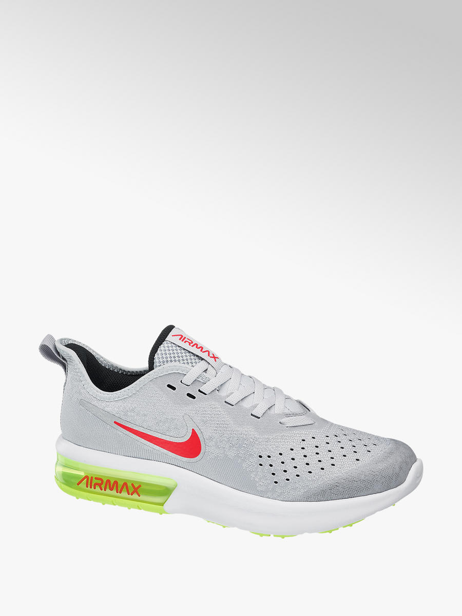 Sneaker Air Max Sequent 4 von NIKE in grau DEICHMANN