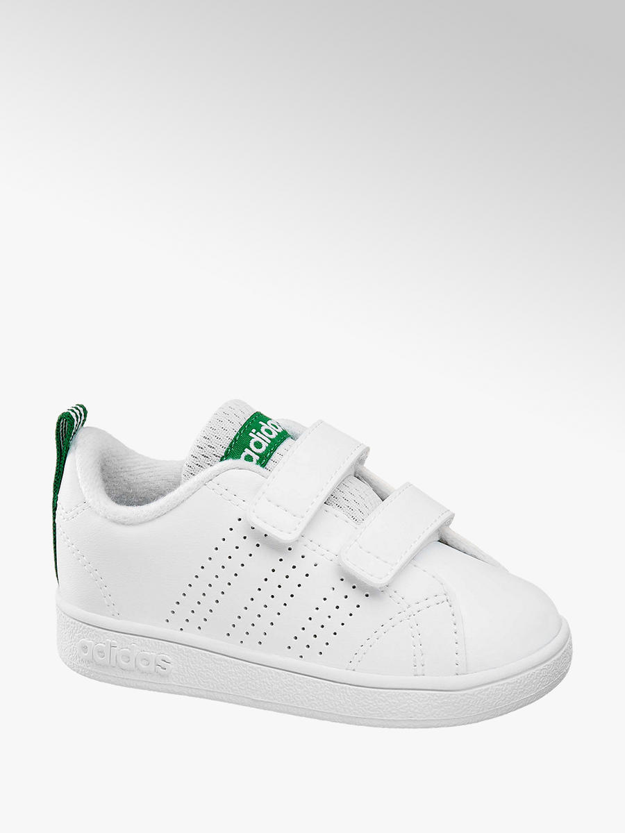 c2a644b50 Sneaker Adidas bianco VS ADV CL CMF INF da bambino