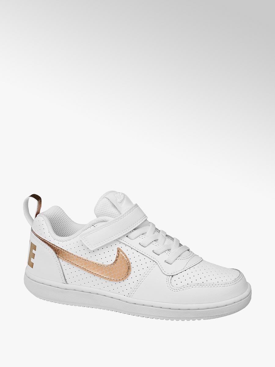 c25fcd114d9ecd Sneaker Court Borough Low von NIKE in weiß - DEICHMANN