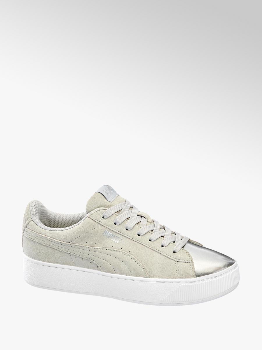 Sneaker Puma VIKKY PLATFORM METAL da donna  29296d79e3b