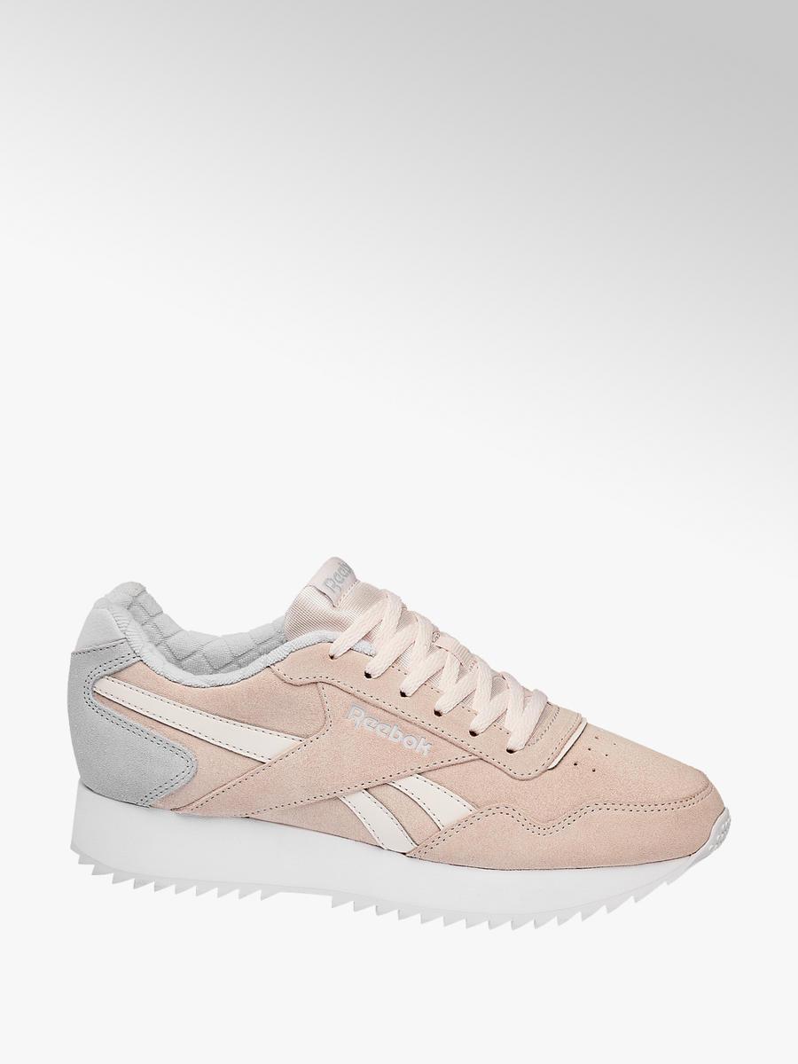 wholesale dealer 9bf82 1e4dd Sneaker Royal Glide Ripple Double von Reebok in rosa - DEICHMANN