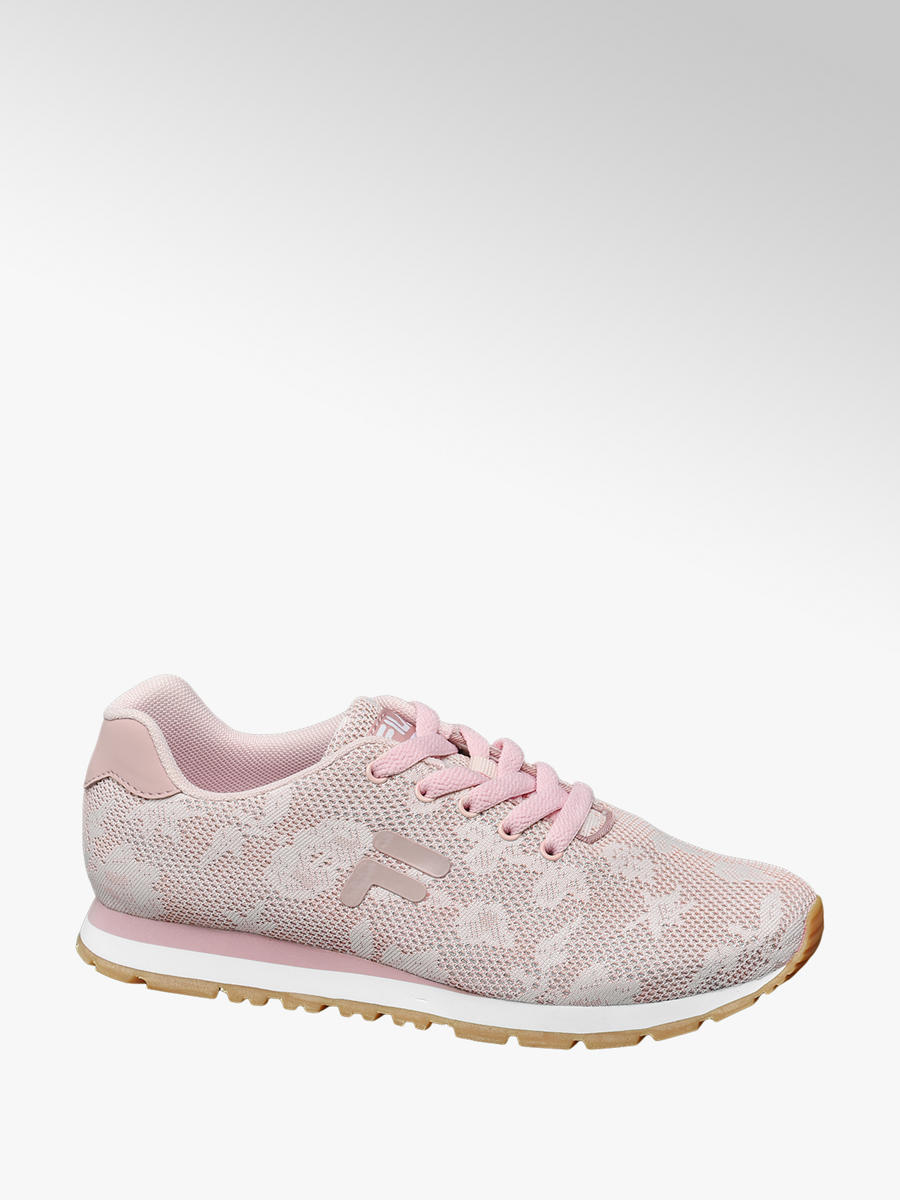 17b03050 Sneaker von Fila in rosa - DEICHMANN