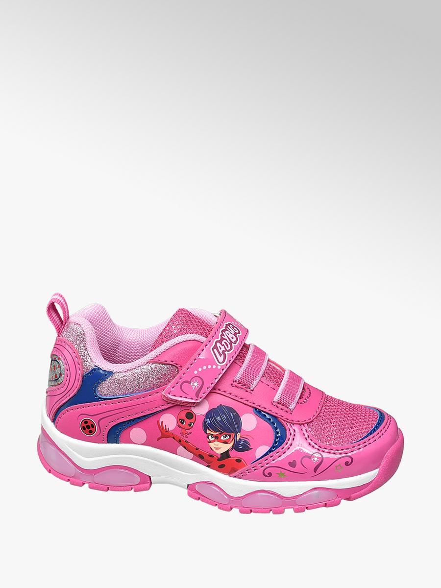 official photos e66f2 30050 Sneaker von Miraculous in pink - DEICHMANN
