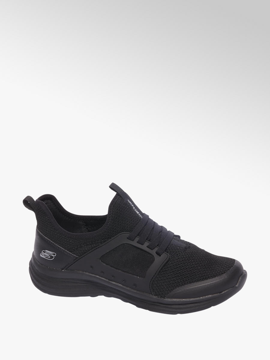 new arrival 35a3f 6a25f Sneaker von Skechers in schwarz - DEICHMANN