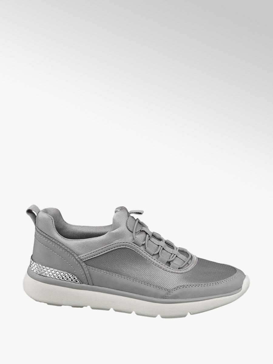 new style 9d219 cc482 Sneaker von Venice in silber - DEICHMANN