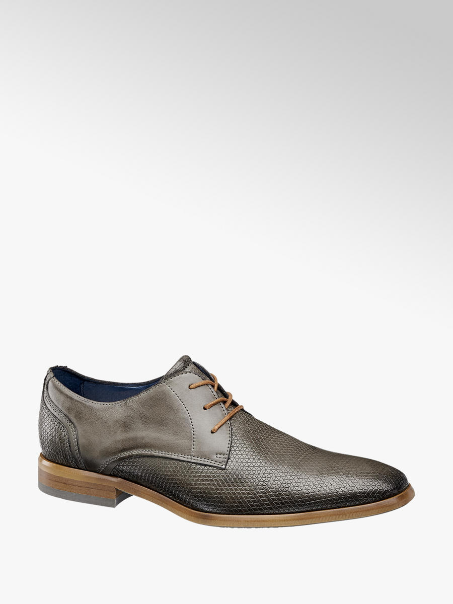 68dd1fb77 Spoločenská obuv značky AM SHOE vo farbe sivá - deichmann.com