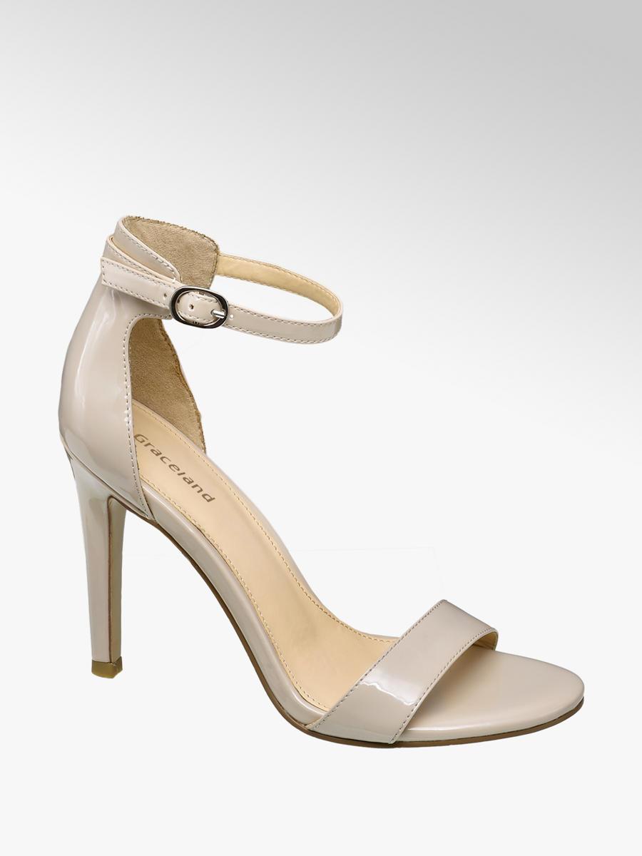 Spoločenské sandále značky Graceland vo farbe béžová - deichmann.com 301a9465cdb