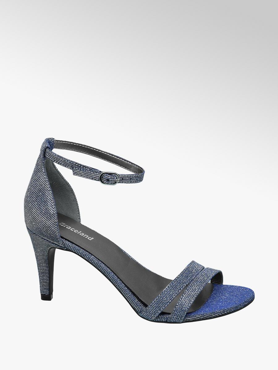 7d8b580aab Spoločenské sandále značky Graceland vo farbe modrá - deichmann.com