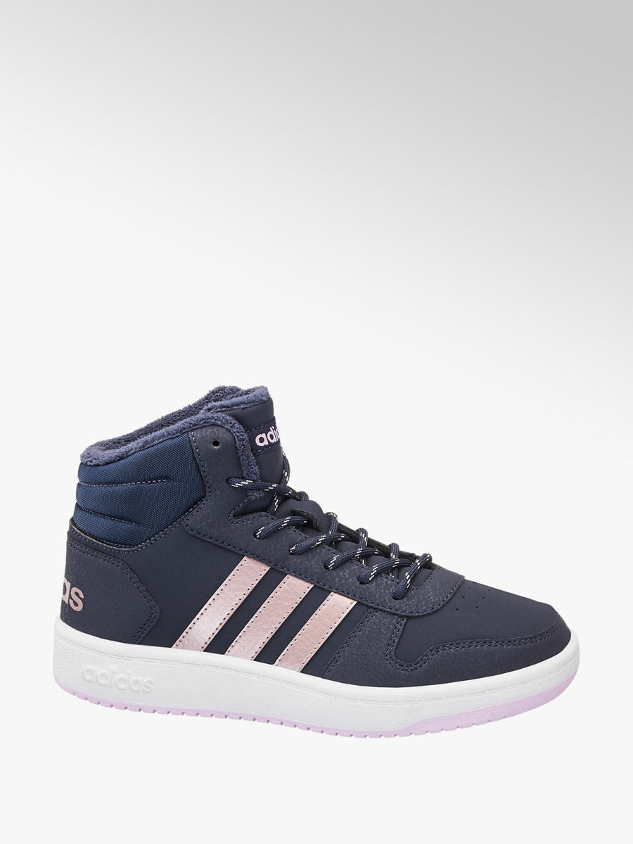 af42c9db1b Sötétkék Adidas magasszárú sneaker - adidas | DEICHMANN