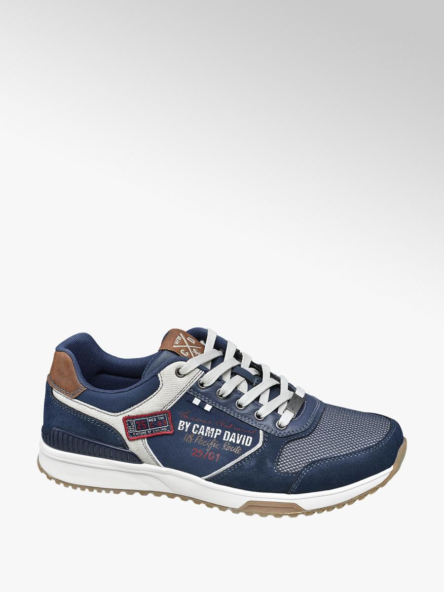 155621e6f5 Sötétkék férfi utcai cipő - Venture by Camp David | DEICHMANN