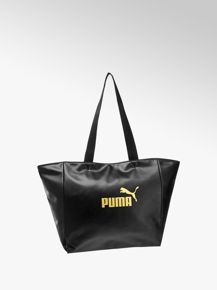 5491bfb6e1 Taška Wmn Core Up Large Shopper značky Puma v barvě černá - deichmanAn.com