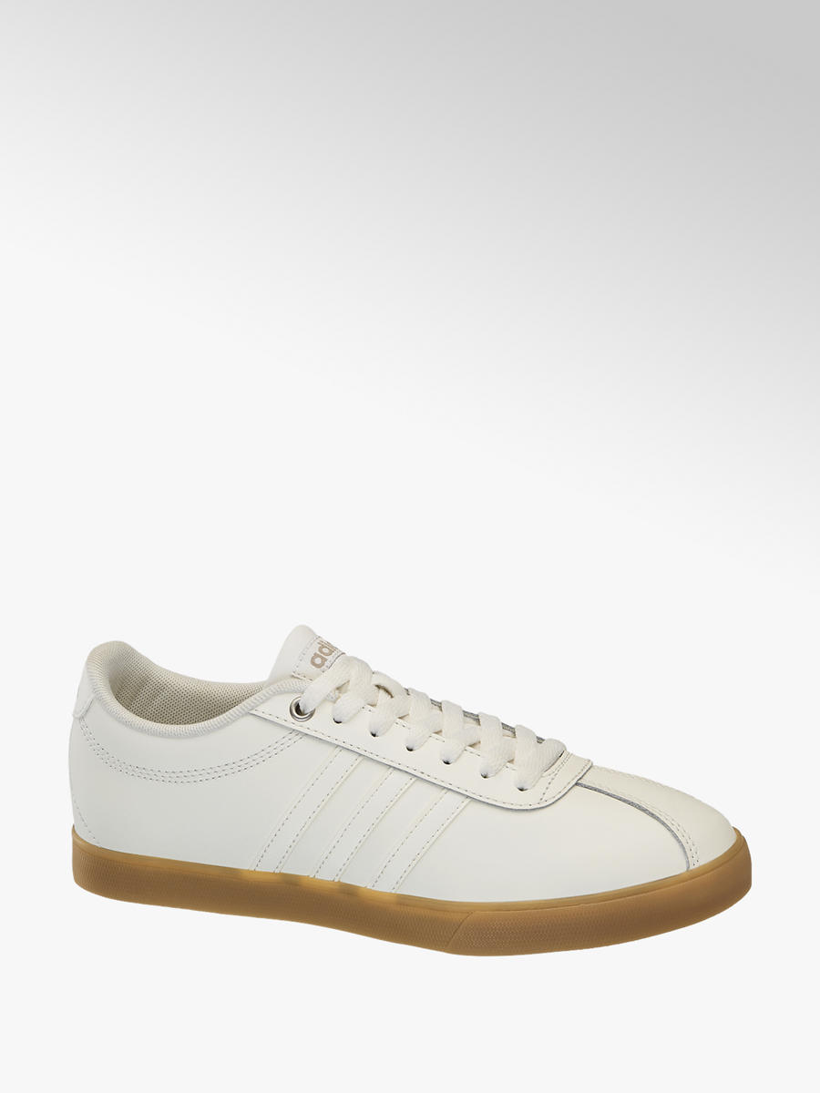 a9fa65cd1808 Tenisky Courtset značky adidas vo farbe biela - deichmann.com